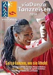 Katalog 2014 als PDF - Via Danza Tanzreisen