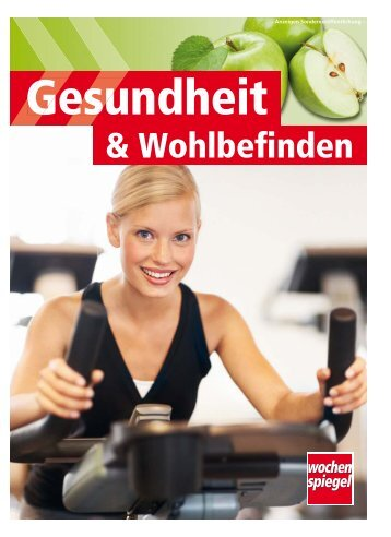 Gesundheit WS Januar 2013 - LN-Medienhaus.de