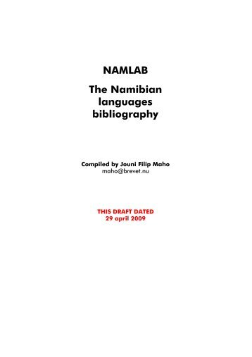 Sttw Bibliographies For Website Body Language Bibliography