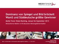Tagesspiegel - IQ media marketing