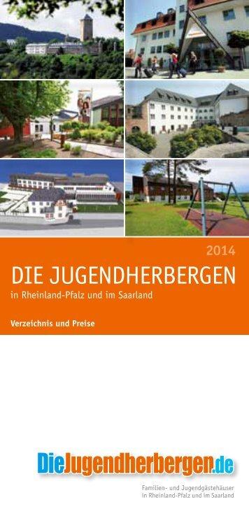 PDF herunterladen - Jugendherberge