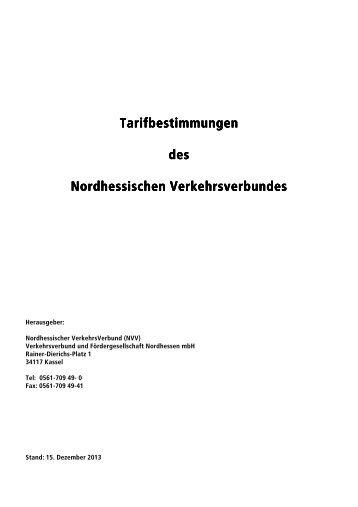 Tarifbestimmungen fbestimmungen fbestimmungen des ... - KVG