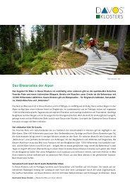 Single Trail Paradies für Biker (PDF 866 KB) - Davos