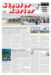 Ausgabe Nr. 18 (Do, 2. Mai 2013) - Stadt Waiblingen