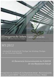 D-Version. KORRIGIERT mit verändertem Programm - Universität ...