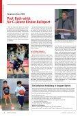 Sport in Baden - Badischer Sportbund Nord ev - Page 2