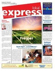 RENOVATION - express