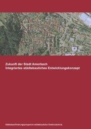 der ausführliche ISEK Gesamtbericht mit allen ... - Amorbach