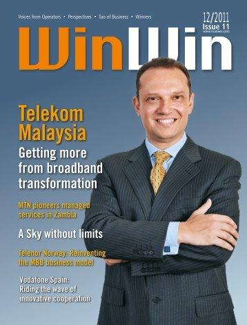 Telekom Malaysia - Huawei