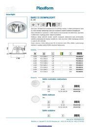 Bari II Downlight