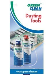 Dusting Tools