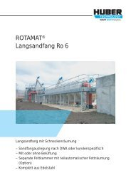 ROTAMAT® Langsandfang Ro 6
