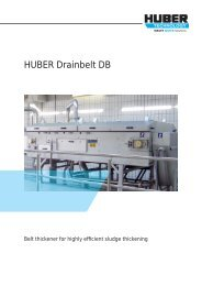 HUBER Drainbelt DB