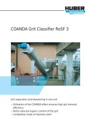 COANDA Grit Classifier RoSF 3