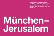 Axel Springer sagte mir einmal: Der Weg eines deutschen Verlegers ...
