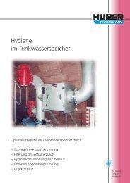 Edelstahlausrüstungsteile - Hygiene im Trinkwasserspeicher ...
