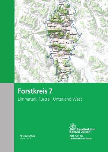 Faktenblatt zum Forstkreis 7 (PDF, 1 MB)