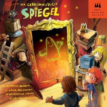 Der Geheimnisvolle Spiegel-40868 - Drei Magier Spiele