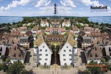 Haushaltsplan 2013 (6891.02KB) - Radolfzell
