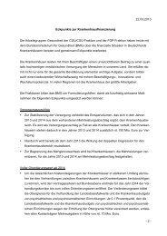 Eckpunkte zur Krankenhausfinanzierung - Bundesministerium für ...