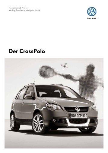 Der CrossPolo - Tauwald Automobile
