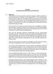 Merkblatt Anleitung für Geheimhaltung Wirtschaft