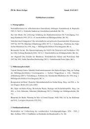 Forschungsprofil (PDF-Datei) - Militärgeschichtliches ...