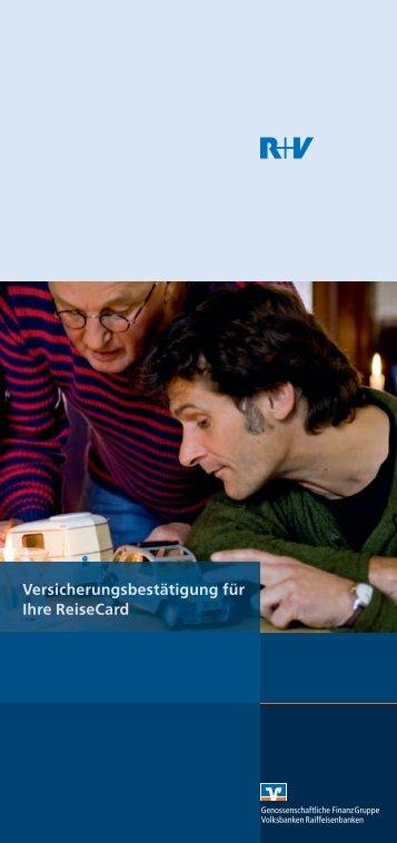 Sehen Sie hier Ihre Versicherungsleistungen der ... - Leutkircher Bank