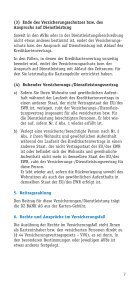 Sehen Sie hier Ihre Versicherungsleistungen der ... - Leutkircher Bank - Seite 7