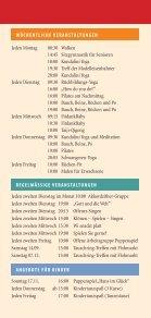Unser Programm aUgUst bis Dezember 2013 - Kulturbahnhof Holm ... - Page 5