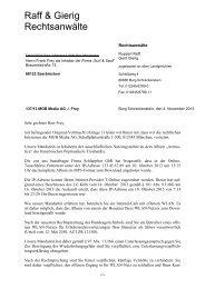 Abmahnung - Dr. Gottschalk - Rechtsanwälte | Wirtschaftsprüfer ...