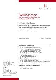 Strafrecht - Deutscher Anwaltverein