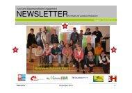 Newsletter Dezember 2013 - Betreuungsverein Hildesheim e.V.