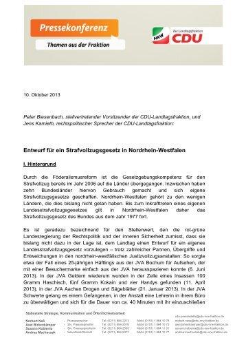 Sprechzettel zum Pressegespräch mit Peter Biesenbach und Jens ...