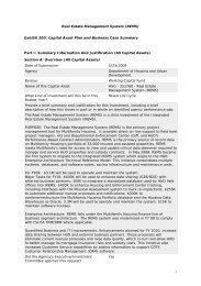 Integrated Real Estate Management System (iREMS) - HUD