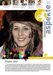 Ausgabe 02/2013 (Grösse 10.5 MB) - Aspekte Steinhausen