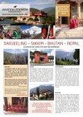DArJEElIng – SIkkIm – BHuTAn – nEpAl - Exklusive Kreuzfahrten - Seite 2