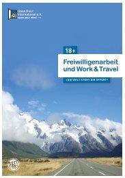 Broschüre Freiwilligenarbeit (pdf) - Open Door International eV