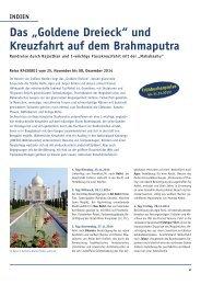 08.12.14, Indien mit Bramaputra-Kreuzfahrt (pdf ... - Biblische Reisen