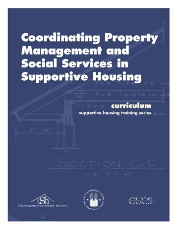 Coordinating Property Management and Social Services ... - OneCPD