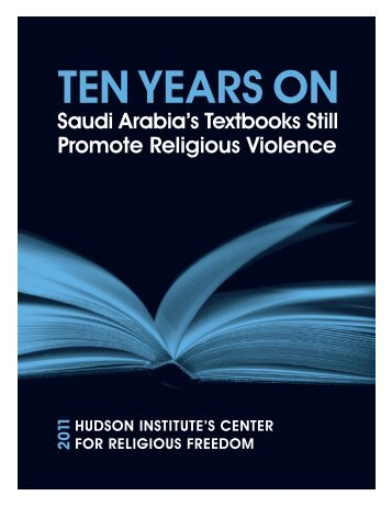 Ten Years On: - Hudson Institute