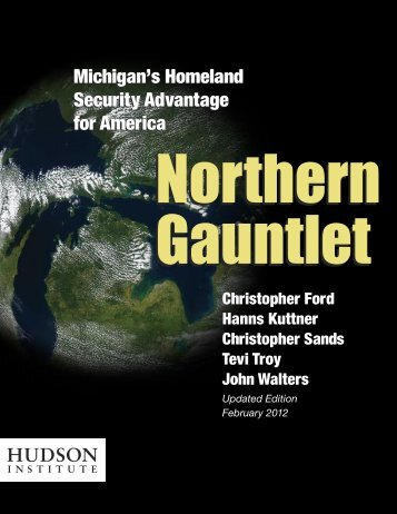 Northern Gauntlet - Hudson Institute