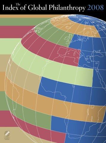 Index of Global Philanthropy 2008 - Hudson Institute