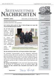 Download - Marktgemeinde Seitenstetten