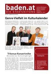 Ausgabe 02/13 - Baden