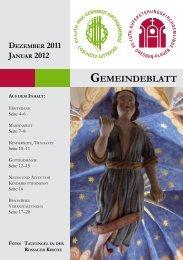 GOTTESDIENSTE JANUAR 2012 - Auferstehungskirche Dresden ...