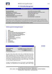 Facility-Management - Handwerkskammer Ostwestfalen-Lippe zu ...