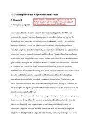 II.3.1 Theoretische Linguistik _Bosch__AS