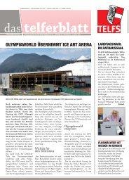 Telferblatt 212 vom 12.04.13 - Marktgemeinde Telfs