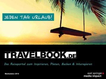 Travelbook Mediadaten zum Download - Axel Springer MediaPilot